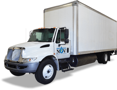 RePowered NGV Truck